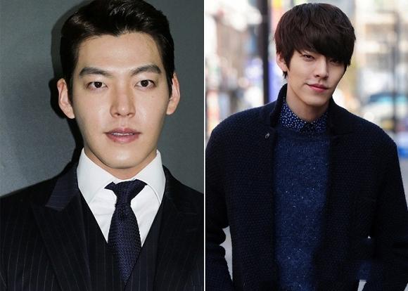 Năm 2014, Kim Woo Bin chia tay người mẫu Yoo Ji Ahn sau 2 năm yêu nhau. Hiện tại, anh đang hẹn hò nữ diễn viên gợi cảmShin Min Ah.
