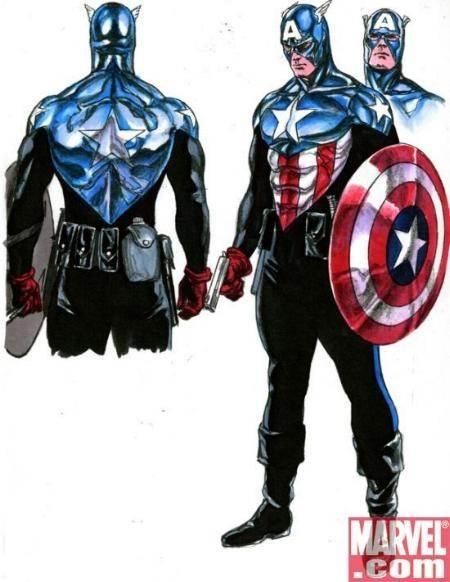 Bucky Barnes được biết tới là bạn thân của Steve Rogers và cũng chính là Chiến binh mùa đông