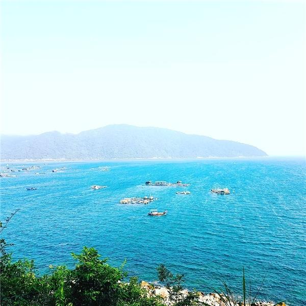 Vịnh Vũng Rô, Phú Yên(Ảnh: Instagram @myl_truong)