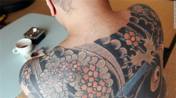Một ông trùm Yakuza giấu danh tính đã nghỉ hưu năm 2009. Ảnh chụp ở một trang viên tại Tokyo.