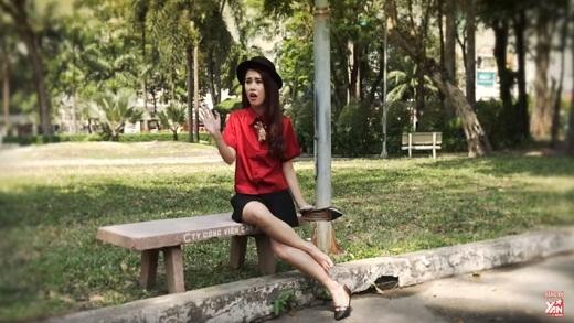 Mẹo Hay 180: Hot girl Ngọc Thảo chỉ mẹo chữa phồng rộp chân