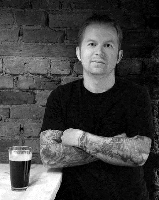 Jason Buhrmester – tổng biên tậpPlayboy.(Ảnh: Internet)
