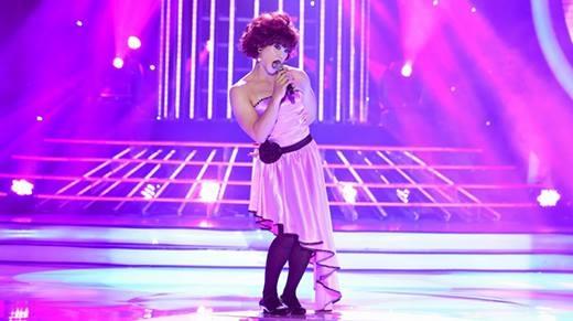 Giả gái hoàn hảo, Phan Ngọc Luân khiến khán giả vỗ tay rần rần