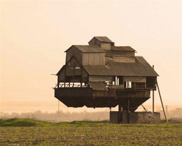Bạn có dám bước chân vào căn nhà này không? (Ảnh: firstclassinspections)