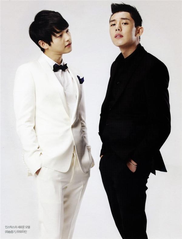 """Song Joong Ki đối đầu """"tình cũ"""" Yoo Ah In trên bảng đề cử Baeksang"""