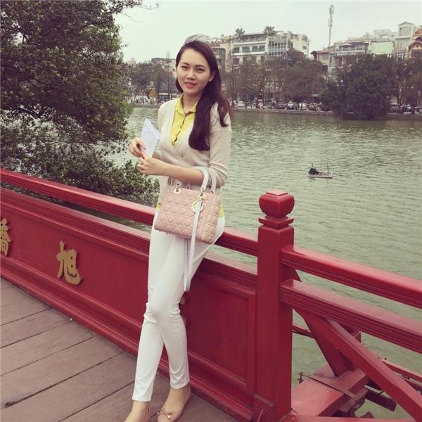 """Ngọc Thạch từng là một trong những chân dài """"đắt giá"""" của làng mốt Việt. - Tin sao Viet - Tin tuc sao Viet - Scandal sao Viet - Tin tuc cua Sao - Tin cua Sao"""
