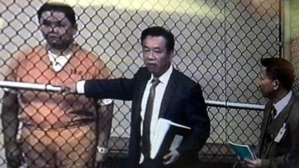 Buổi luận tội đầu tiên của Minh Béo đã diễn ra vào 10 sáng ngày 15/04/2016 (giờ địa phương) tại nhà tù trung tâm quận Cam. - Tin sao Viet - Tin tuc sao Viet - Scandal sao Viet - Tin tuc cua Sao - Tin cua Sao