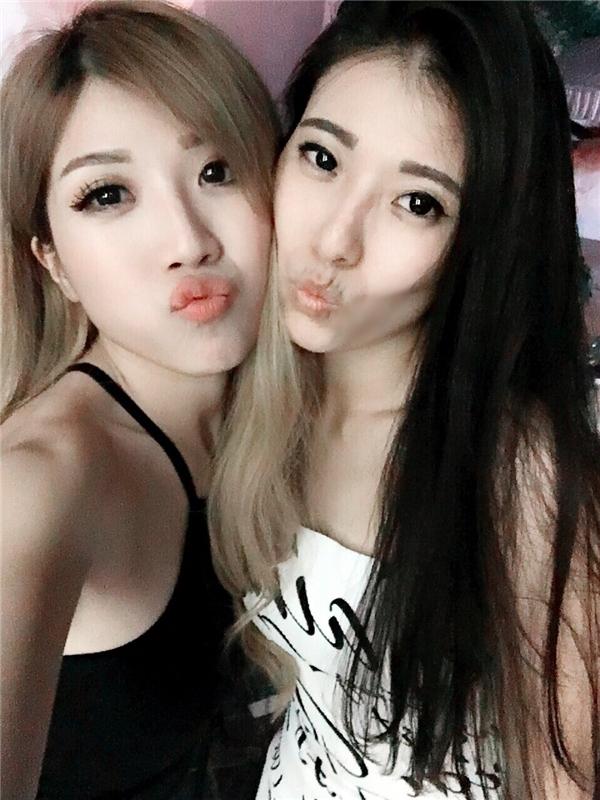 Fan không khỏi ngỡ ngàng trước hình ảnh xinh đẹp của chị gái Trang Pháp. - Tin sao Viet - Tin tuc sao Viet - Scandal sao Viet - Tin tuc cua Sao - Tin cua Sao