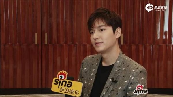 Lee Min Ho không chịu nổi nếu Suzy ve vãn người đàn ông khác