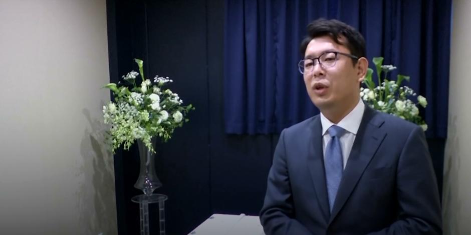 Ông Hisao Takegishi - chủ của khách sạn kì dị này. (Ảnh: Internet)