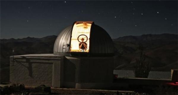 Chiếc kính thiên văn Trappist.(Ảnh: Internet)
