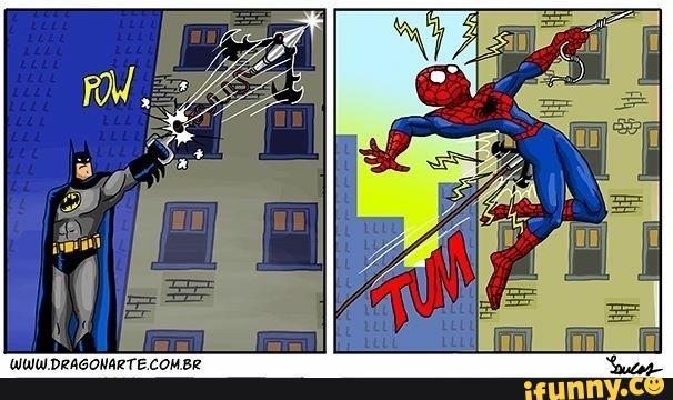 Spider-Man đi tán gái nhầm thành phố.
