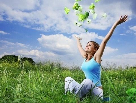 Suy nghĩ tích cực sẽ giúp mỗi người sống thọ hơn.