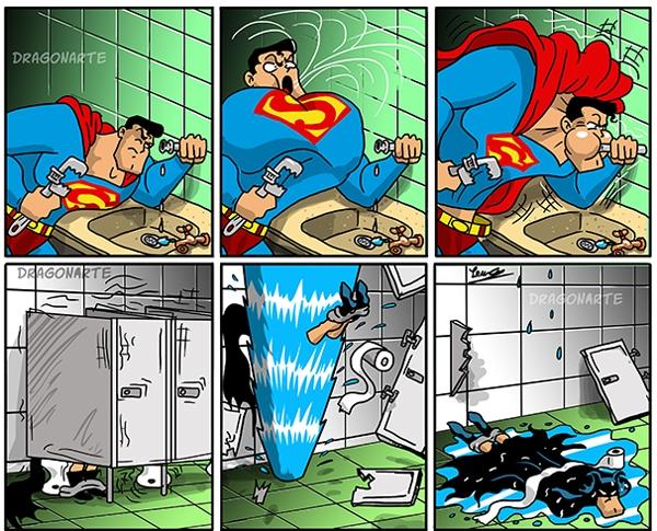 Đừng hỏi vì sao có đại chiến Batman và Superman.