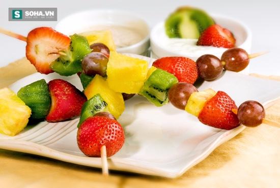 Thời điểm tốt nhất để ăn hoa quả là 2 tiếng sau khi ăn (Ảnh minh họa)