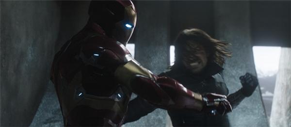Không có siêu anh hùng nào thực sự giành chiến thắng sau sự kiện Civil War trên màn ảnh rộng. Ảnh: Disney