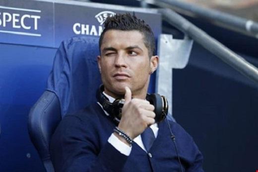 Ronaldo sẽ giải tỏa ức chế bằng việc ghi bàn vào lưới ManCity