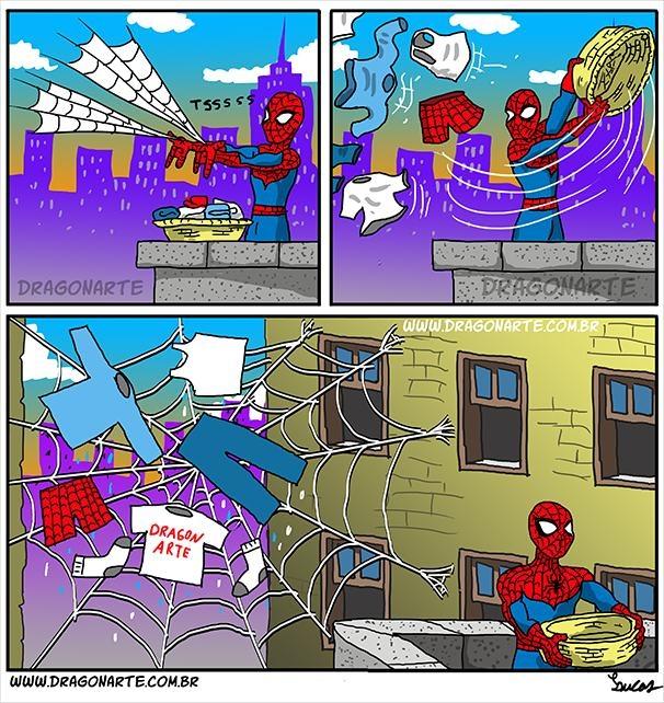 Công dụng chính của tơ nhện là đây.