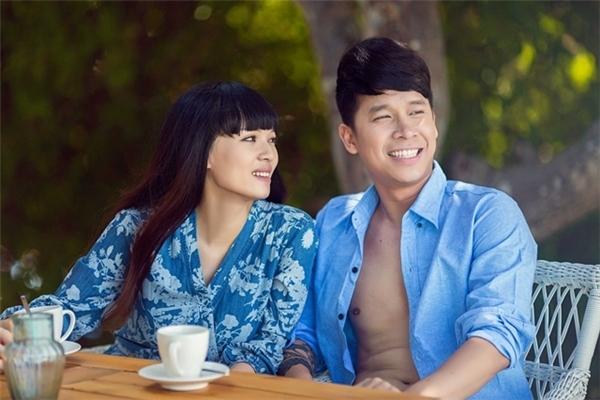 Lê Hoàng và Việt Huê đã ở bên nhau hơn 5 năm, họ chào đón thiên thần nhỏvào tháng 7 vừa qua. - Tin sao Viet - Tin tuc sao Viet - Scandal sao Viet - Tin tuc cua Sao - Tin cua Sao