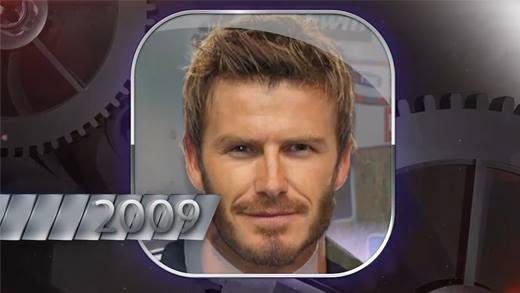 Hành trình 2 thập kỉ trở thành biểu tượng quyến rũ của David Beckham