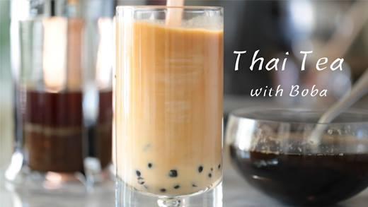 Tự làm trà sữa thái vừa ngon vừa an toàn không cần mua bột pha sẵn