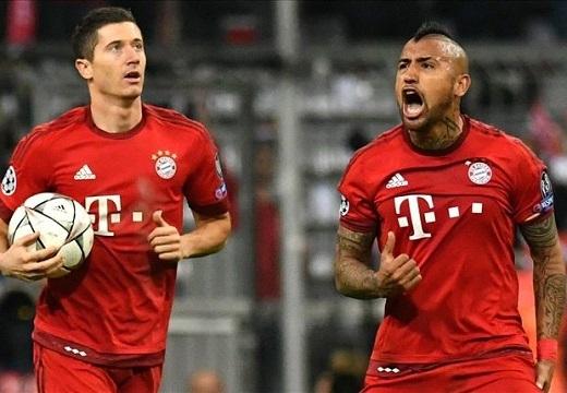 Luật bàn thắng sân khách khiến Bayern Munich bị loại ở bán kết Champions League. Ảnh:Goal.