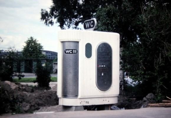 Ở Phần Lan, một lần đi toilet công cộng phí 1 đô la.