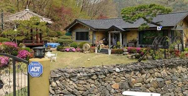 Căn nhà của gia đình Song Joong Ki tại Daejeon