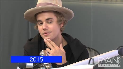 Justin Bieber và những kiểu tóc đã làm nên thương hiệu