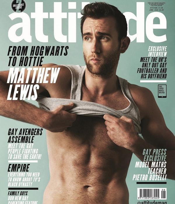"""Anh chàng """"Neville Longbottom"""" trong """"Harry Potter"""" cũng khiến nhiều người ngỡ ngàng với vẻ đẹp trai sau khi tập gym"""