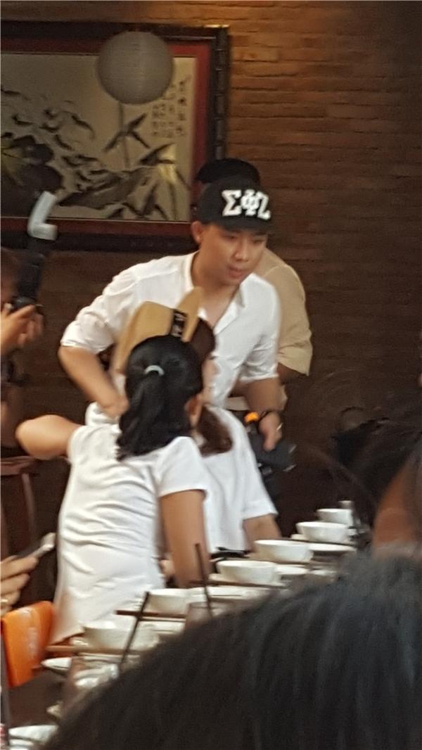 Trấn Thành bỗ bã gọi Hari Won là con heo - Tin sao Viet - Tin tuc sao Viet - Scandal sao Viet - Tin tuc cua Sao - Tin cua Sao