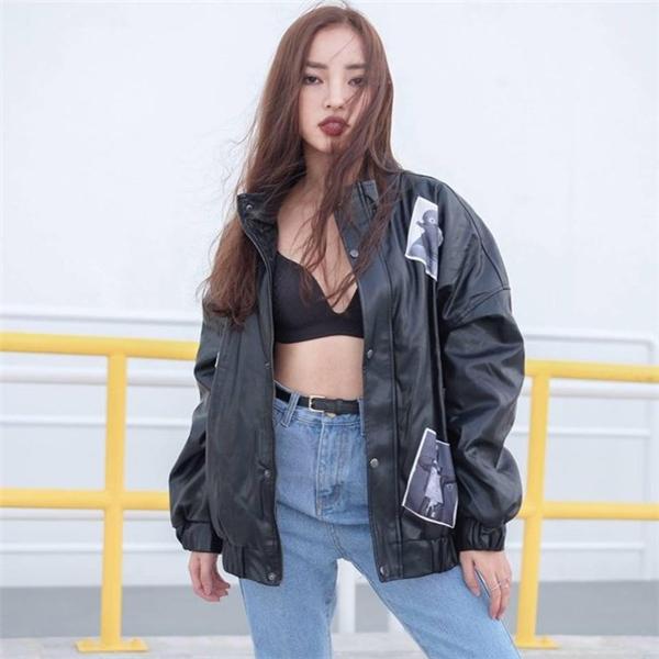 Từ cô gái gày gò với cân nặng 39 kg, Châu Bùi đã tăng được 6 - 7kg.