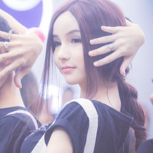 Yoshi Chayadalà gương mặt hot girl số 1 tại Thái Lan. (Ảnh: Internet)
