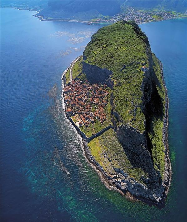 Monemvasia, Hy Lạp (Ảnh: Internet)
