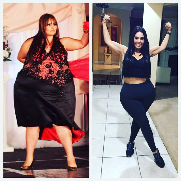 Kì tích giảm hơn 100kg của người mẫu có siêu vòng ba gần 1,7m