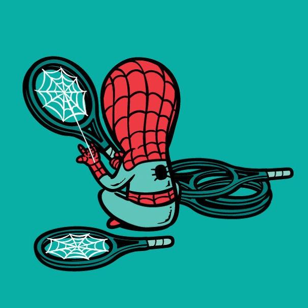 Công việc nhẹ nhàng, ổn định, lương cao… vừa vừa, chỉ dành riêng cho SpiderMan.