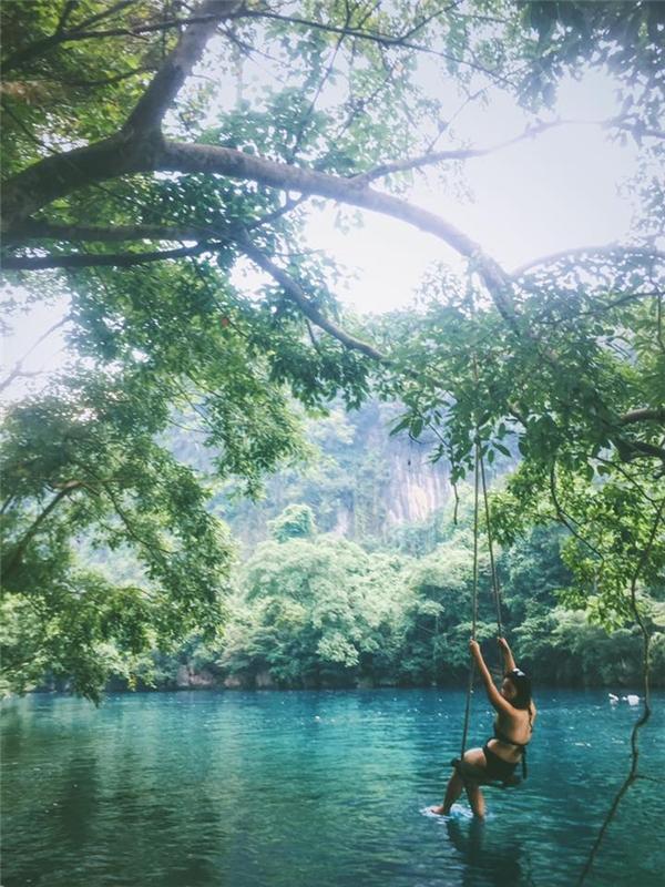 Hồ, biển, hang động, tất tật cảnh thiên đường có trong chuyến đi này