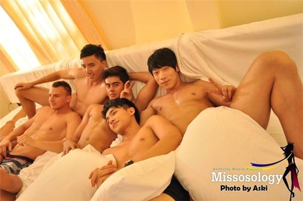 Trong khoảng thời gian dự thi Mister Global 2014, Hữu Vi vướng vào lùm xùm khi tham gia chụp một bộ ảnh mang tính chất khiêu dâm.