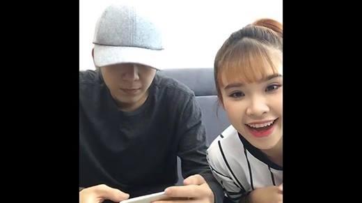 """Khởi My, Kelvin Khánh bất ngờ cover """"Eyes, Nose, Lips"""" của Taeyang"""
