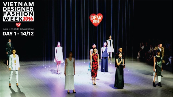 Vietnam Designer Fashion Week 2015