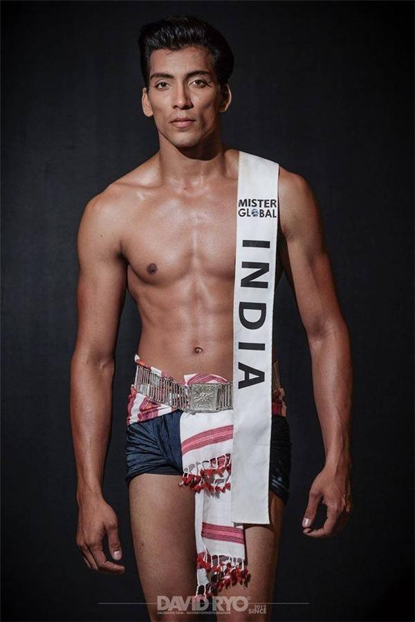 Giải người mẫu: Ấn Độ