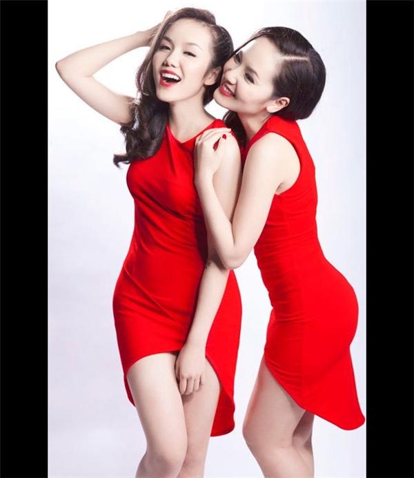 Gợi cảm và cuốn hút không kém cô chị nổi tiếng, Phương Ly- em gái Phương Linh cũng là cái tên được giới trẻ Việt quan tâm.