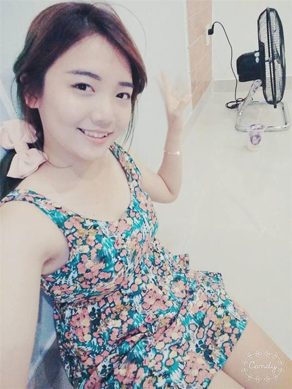 Rudya Yoo gây ấn tượng bởi vẻ ngoài dễ thương, lí lắc.