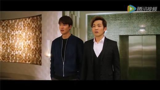 Chung Hán Lương nổi đoá vì Đường Yên yêu Lee Min Ho