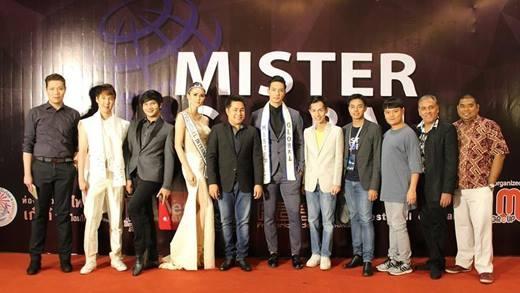 """Ngao ngán vì đại diện Việt Nam thiếu nam tính tại """"Mister Global 2016"""""""