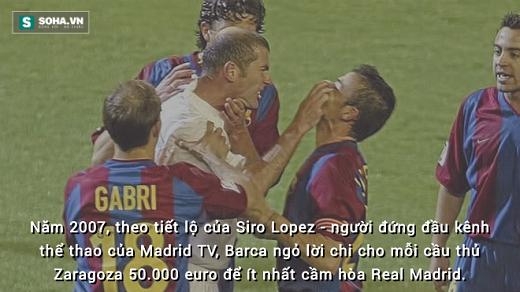 Zidane và Simeone bắt tay nhau cướp chức vô địch của Barca?