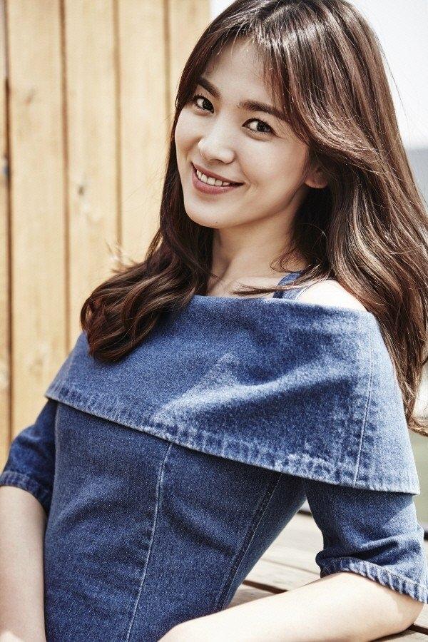 Song Hye Kyo chia sẻ trên tạp chí Dispatch