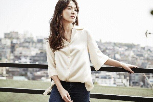 Song Hye Kyo: Dục vọng cũng trở nên thất bại với tôi