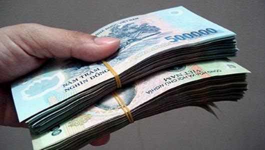 Hơn 75 triệu đồng đã được anh Tấn Văn đến tận nhà người bị đánh rơi để trả lại. (Ảnh minh họa: Internet)
