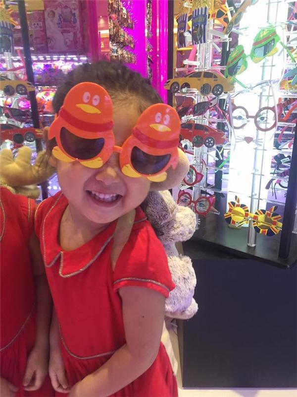 Con gái đầu lòng của Hương Giang có tên gọi thân mật là Tiểu Panda. - Tin sao Viet - Tin tuc sao Viet - Scandal sao Viet - Tin tuc cua Sao - Tin cua Sao